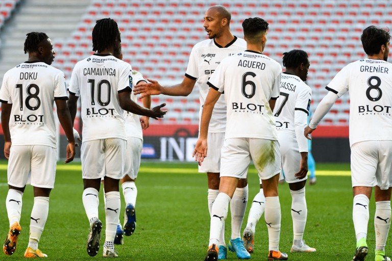 Stade Rennais : Des surprises à l'entraînement avant Nantes.
