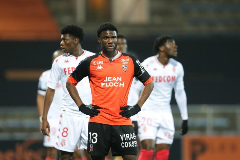 Terem Moffi devra réaliser une grande performance à Bordeaux pour faire gagner son FC Lorient, plus que décimé.
