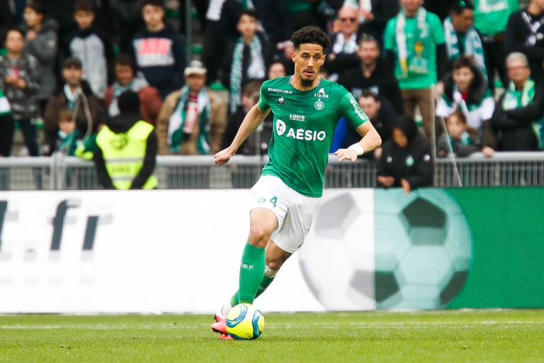 ASSE Mercato : L'OGC Nice grille Sainté sur William Saliba !