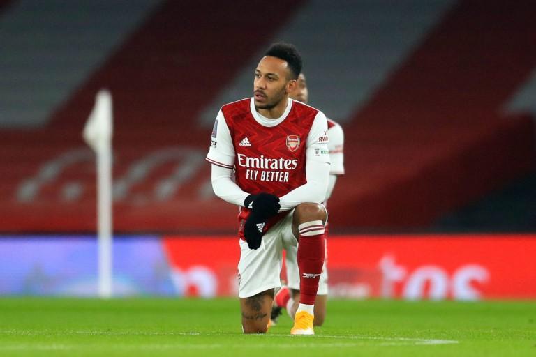 Aubameyang compte bien se relancer avec Arsenal.