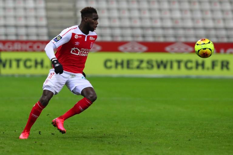Boulaye Dia pourrait quitter le Stade de Reims en toute fin de mercato hivernal.