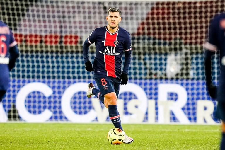 Leandro Paredes compte bien rester au PSG.