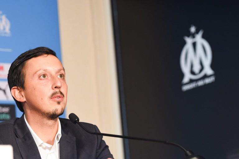 Pablo Longoria voudrait voir le départ de deux joueurs de l'OM.