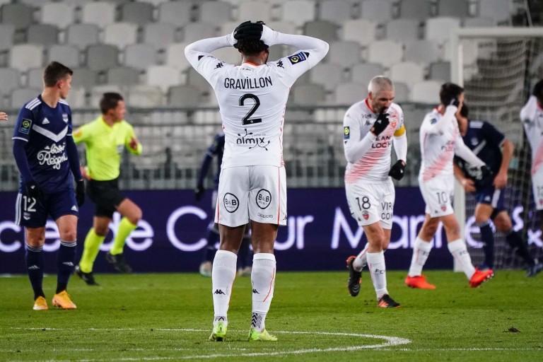 Le FC Lorient compte sept cas de Covid-19 à ce jour.