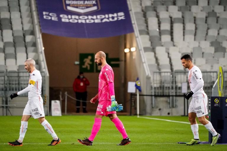 Le FC Lorient peut désormais compter sur moins de contaminations au Covid-19.