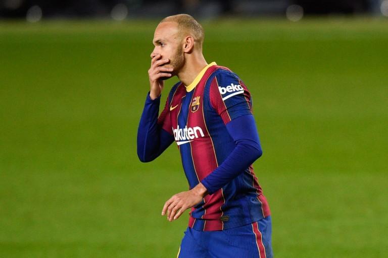 Braithwaite compte bien rester au FC Barcelone.