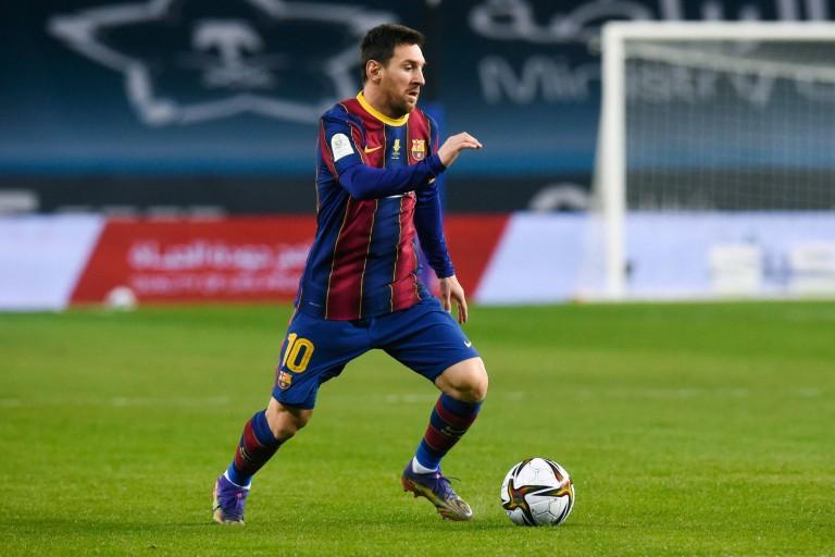 Messi manquera au FC Barcelone.