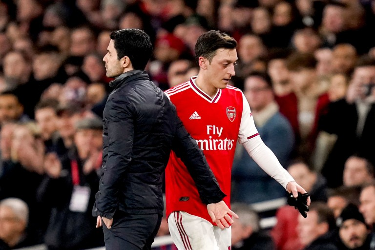 Ozil va quitter Arsenal pour Fenerbahce