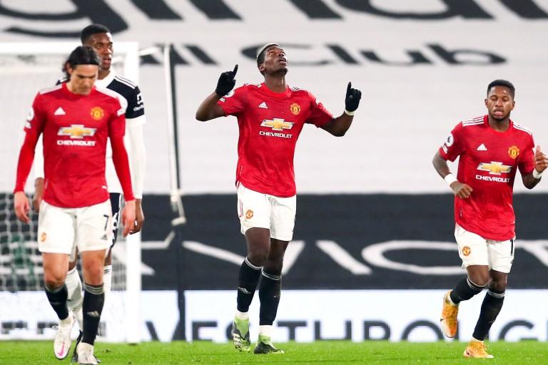 Paul Pogba est dans une forme resplendissante avec Manchester United.