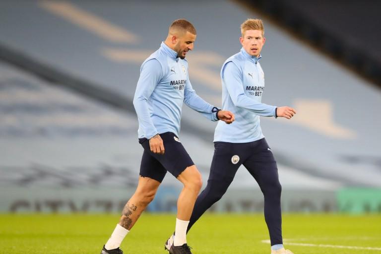 Manchester City ser aprivé de Kevin de Bruyne pour le prochain match.