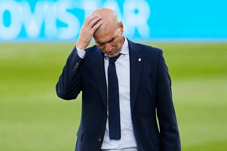 Zidane et le Real Madrid pourrait voir revenir un indésirable plus tôt que prévu