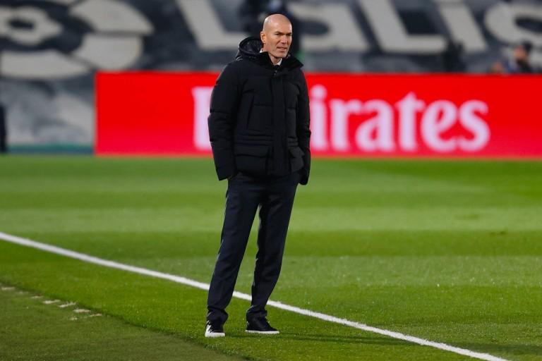 Zidane promet de trouver les solutions pour son Real Madrid.