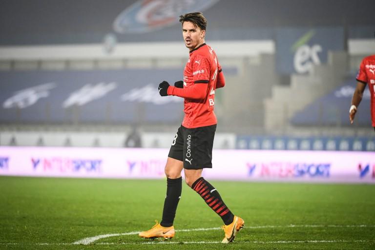 Adrien Hunou plus épanoui au Stade Rennais