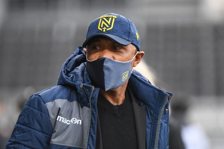 Antoine Kombouaré, nouveau coach du FC Nantes.