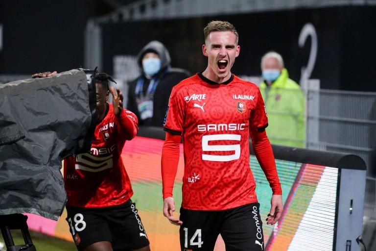 SRFC : Benjamin Bourigeaud pourrait quitter le Stade Rennais.