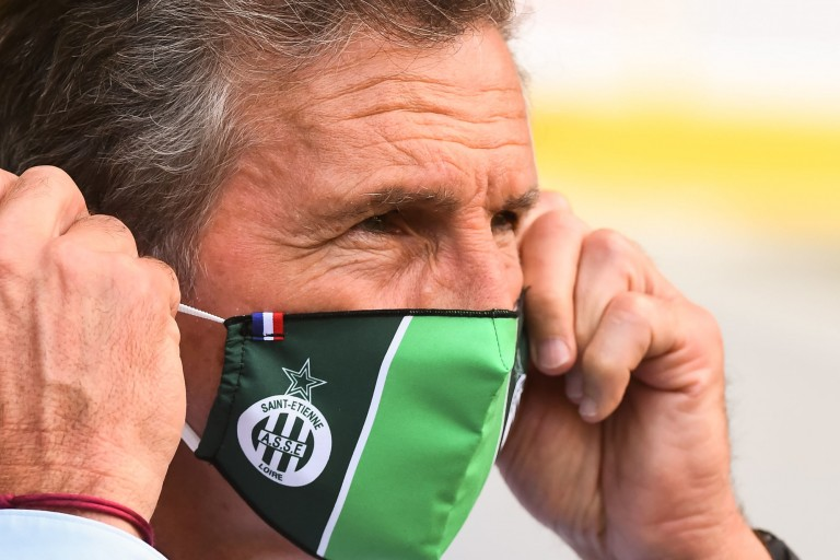 ASSE : Claude Puel apprécie la victoire au Stade Rennais