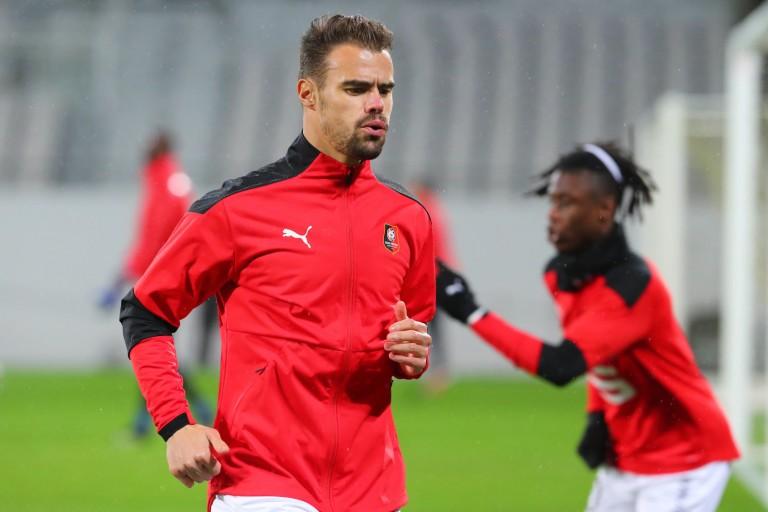 Damien Da Silva, défenseur du Stade Rennais, est proche de signer à l'OL.