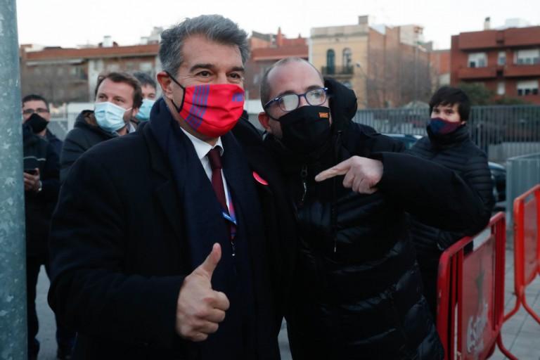 PSG : Joan Laporta, élu au Barça, dézingue Paris et Leonardo