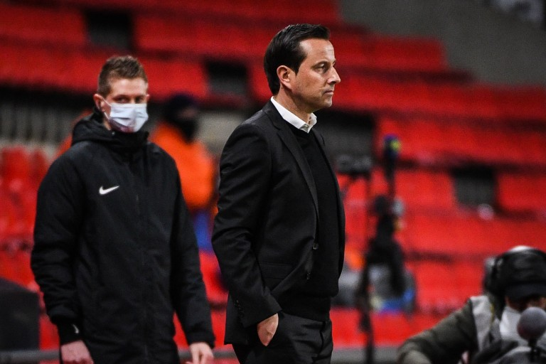 Julien Stéphan est le nouvel entraîneur du RC Strasbourg.