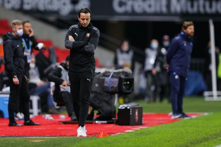 Stade Rennais FC - Julien Stéphan critiqué