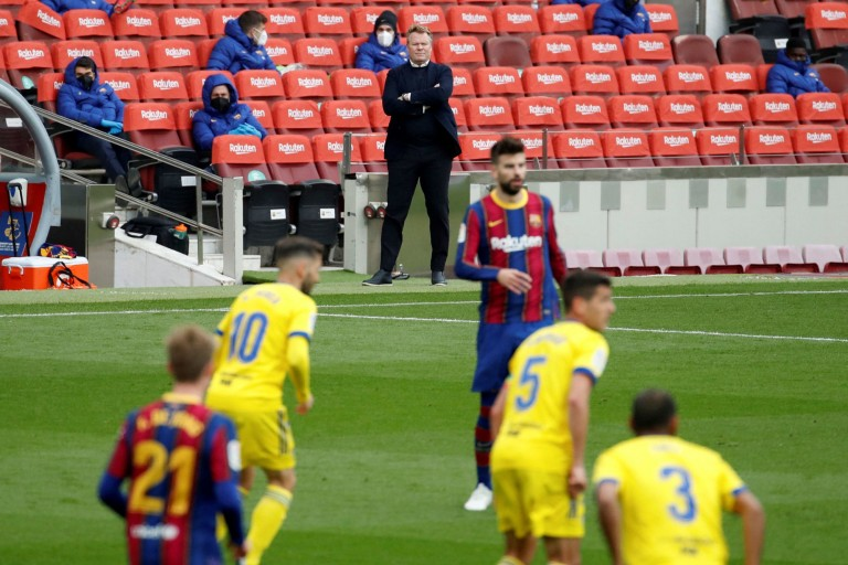 Barça : Le retour face au PSG s'annonce déjà mal pour Koeman.