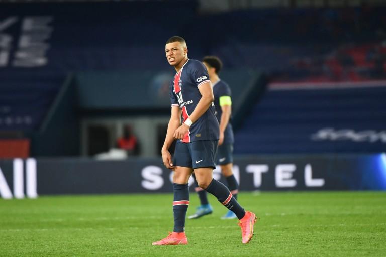 Kylian Mbappé suspendu par la LFP