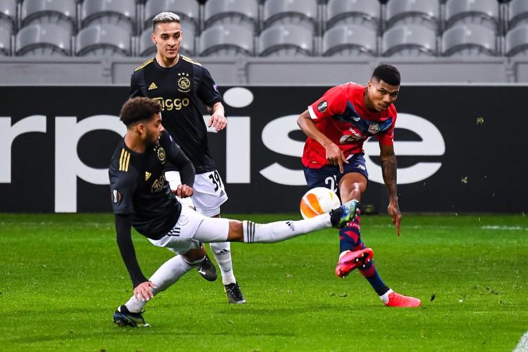 LOSC : L'Ajax Amsterdam diminuée pour la réception de Lille