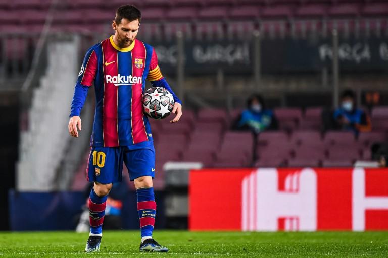PSG Mercato : Il n'est plus question de Messi au PSG