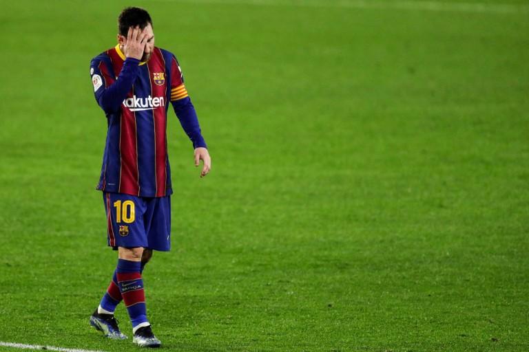 Barça : Le gros coup de pression de Koeman à Messi