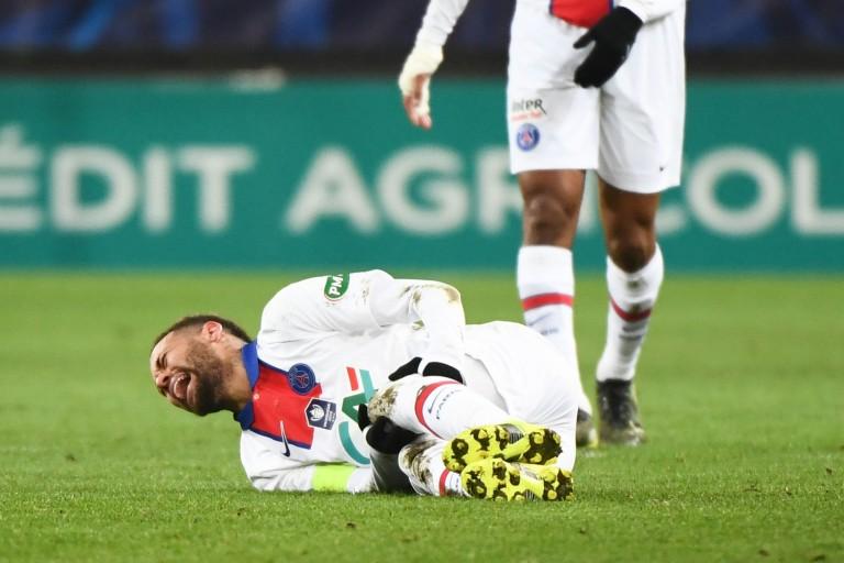 Neymar Jr blessé et forfait contre le Barça