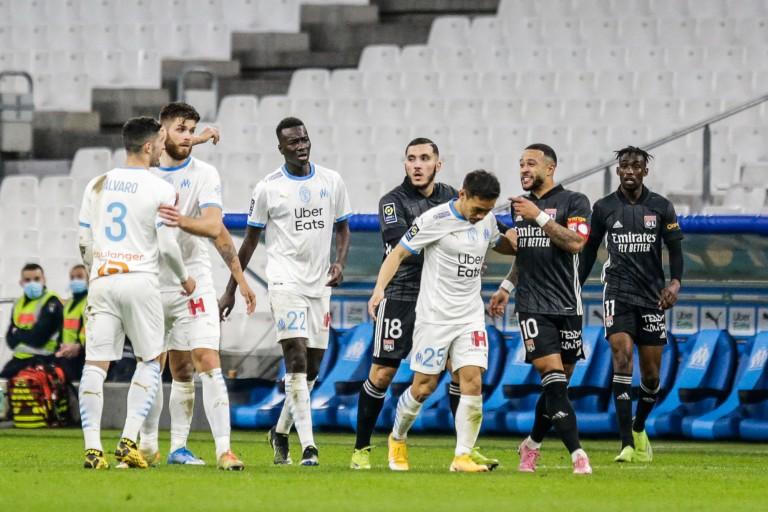 L'OM tient le nul contre Lyon