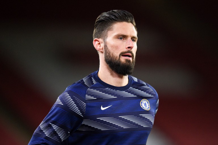 L'avenir de Giroud flou avec Chelsea