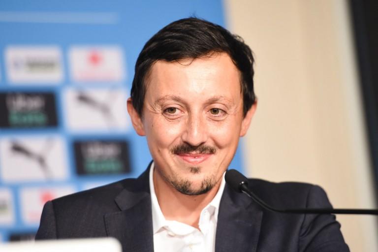 Pablo Longoria, le head of football de l'OM