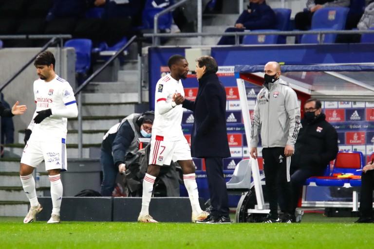 Rudi Garcia pas satisfait de Toko contre Dijon