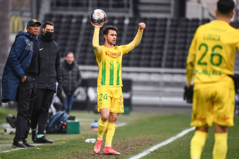 Le FC Nantes sans Sébastien Corchia