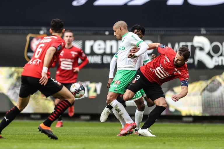 Stade Rennais - ASSE : Les Verts prennent Rennes au piège