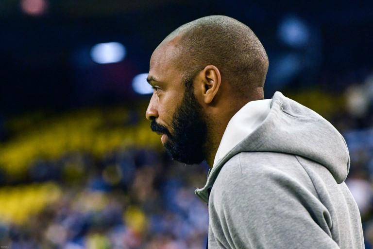 Thierry Henry quitte l'Impact Montréal