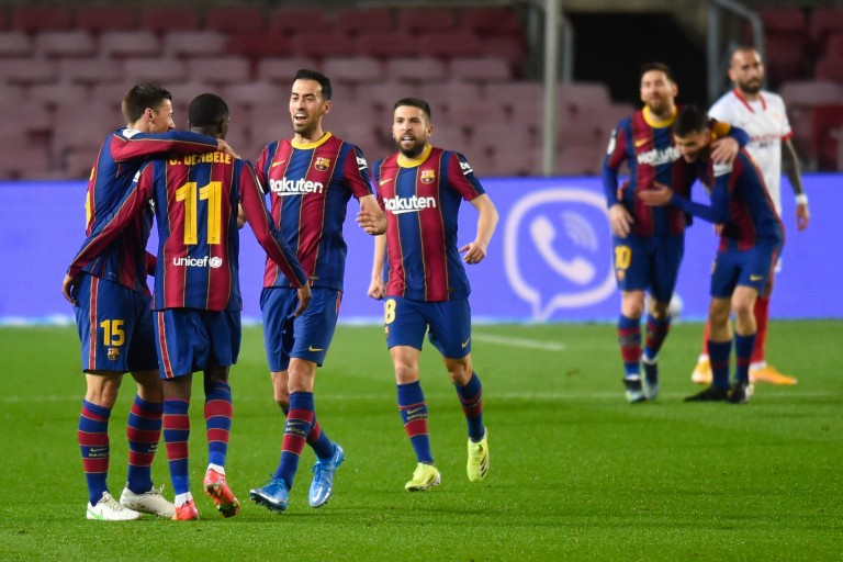 Ousmane Dembélé retrouvé au Barça
