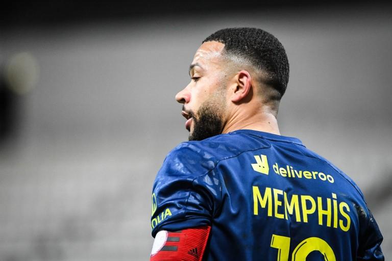 Memphis Depay ? finalement recalé par le Barça ?