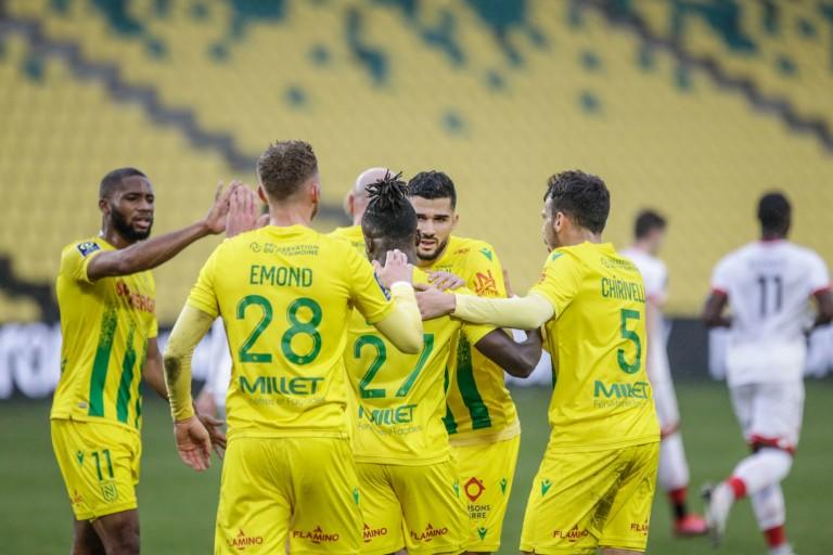 Pas de départ du FC Nantes pour Emond