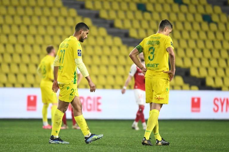 Des départs envisagés au FC Nantes