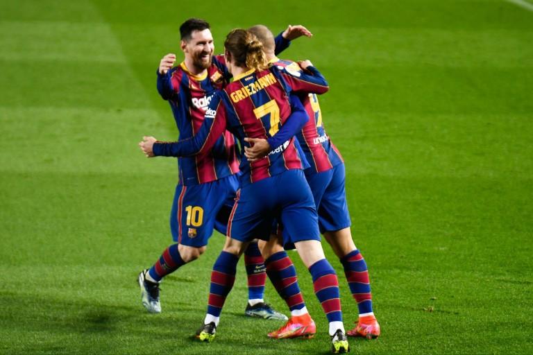 FC Barcelone : Les Catalans s'offrent une première remontada