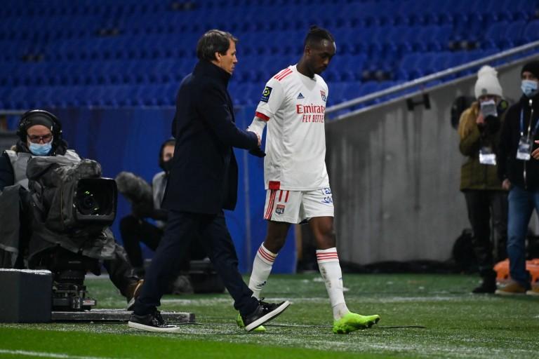 Kadewere absent pour OL - Sochaux