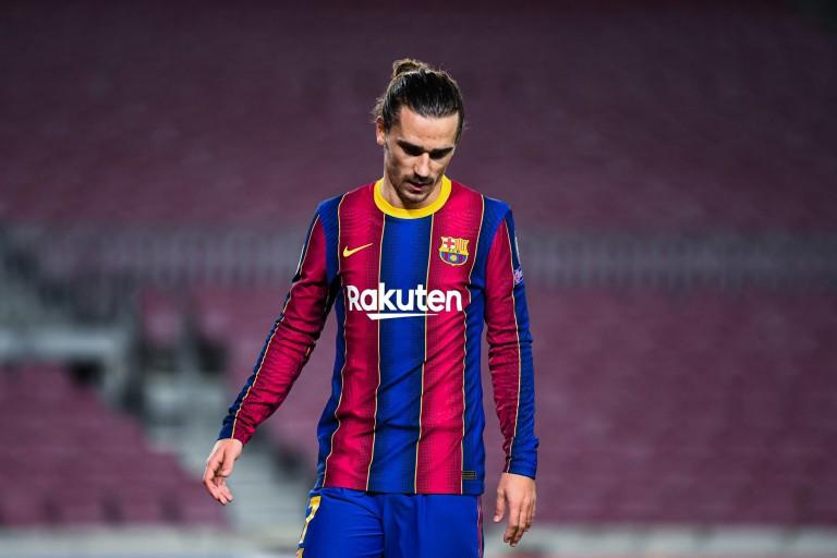 Le FC Barcelone chercherait à se séparer d'Antoine Griezmann.