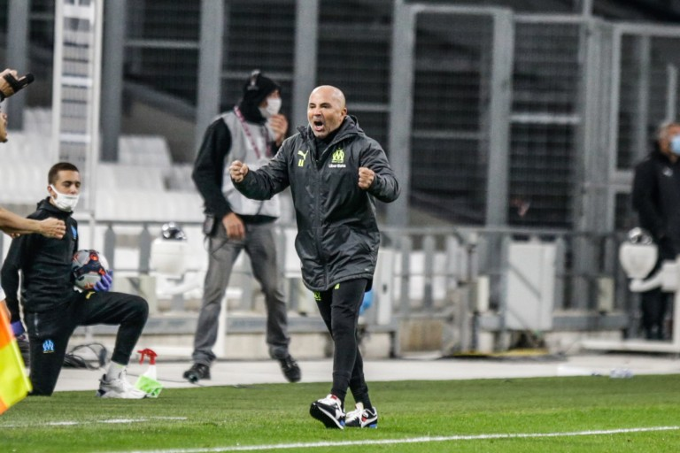 Jorge Sampaoli, niuveau coach de l' OM.