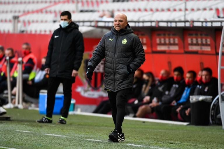 Jorge Sampaoli, nouveau coach de l' OM.