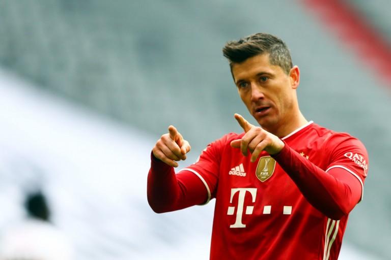 Lewandowski incertain pour le match aller !