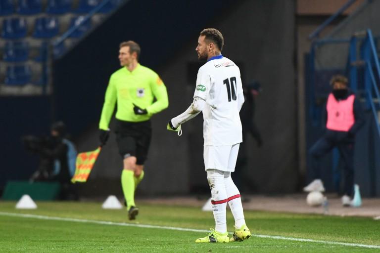 Neymar Jr espéré contre le FC Barcelone