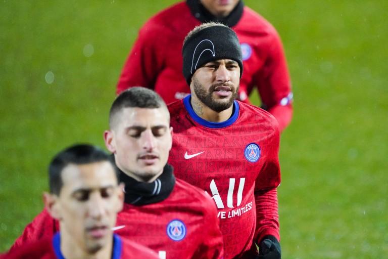 Neymar Jr toujours espéré contre le Barça