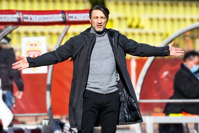 Niko Kovac, entraîneur de l'AS Monaco.